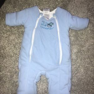 Merlin's Magic Sleep Suit